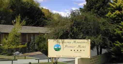 Cooma Motor Lodge Motel  U0026 Seniors Tours  U0026quot The Snowy